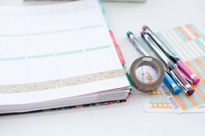 Top 9 Tricks for Using the Erin Condren Life Planner