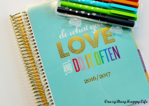 Read this indepth overview of the 2017 Erin Condren Life Planner Horizontal Layout. Lots of great pics and a YouTube video. Plus download the free planner checklist.