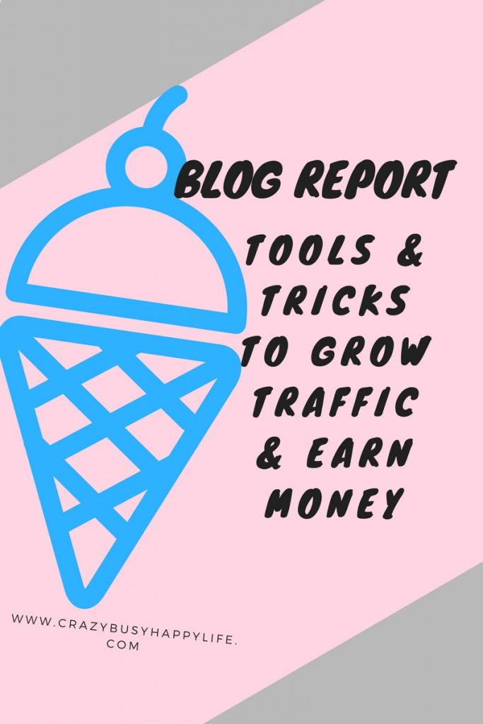 Tips and tricks to increase traffic for your blog. Also ways to monetize your blog content and increase your email subscribers.