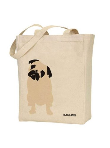 Pug Bag. Best gifts for a pug lover