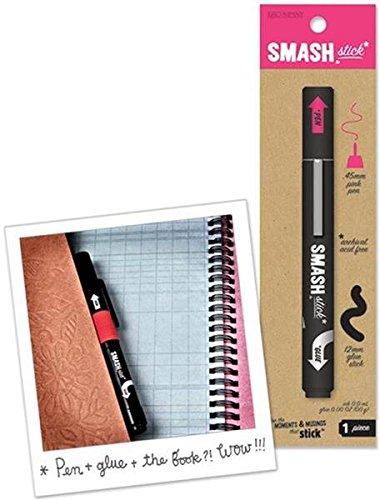 Smash book pen