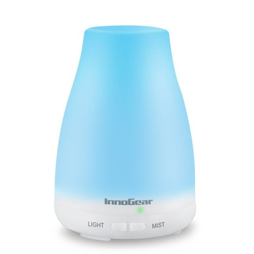 Aromatherapy diffuser. Gifts for busy moms.