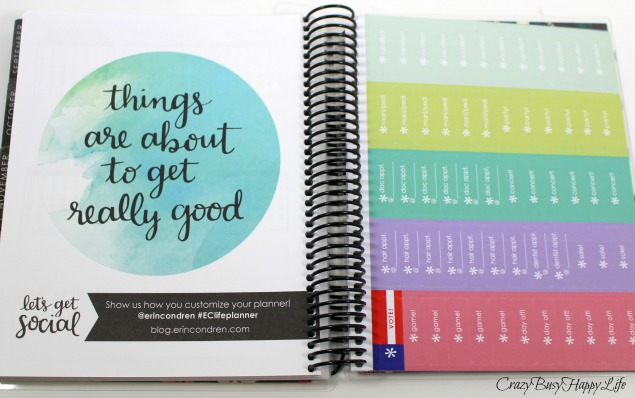 The Erin Condren Life Planner