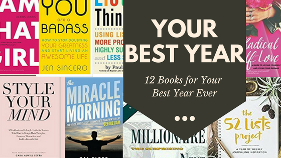 12 Books to Read in 2018 To Have Your Best Year Ever