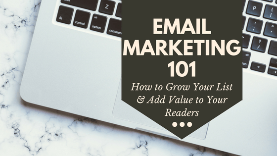 Email marketing, how to grow your email list