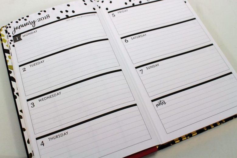 Erin Condren Hardbound Lifeplanner - daily planner