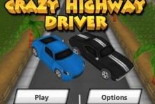 Crazy High Way Driver