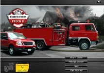 Fire Fighters Truck 2