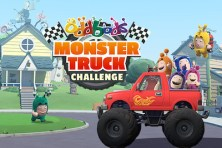Oddbodds Monster Truck