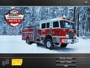 firefighter truck 2