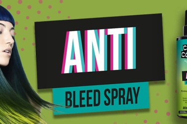 Anti bleed spray