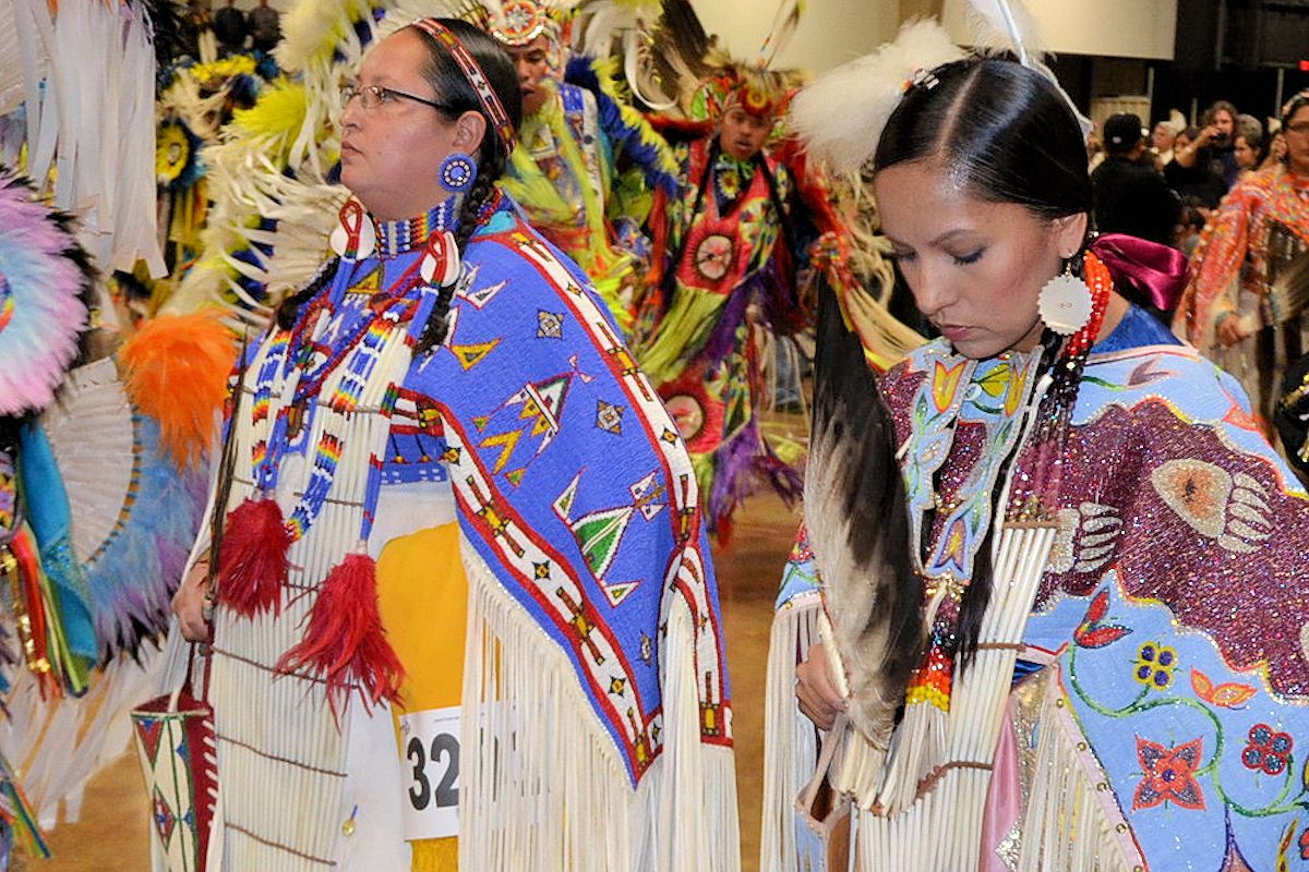 American Traditions Native And Heritage