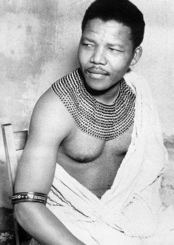 Nelson Mandela by Eli Weinberg (1961)