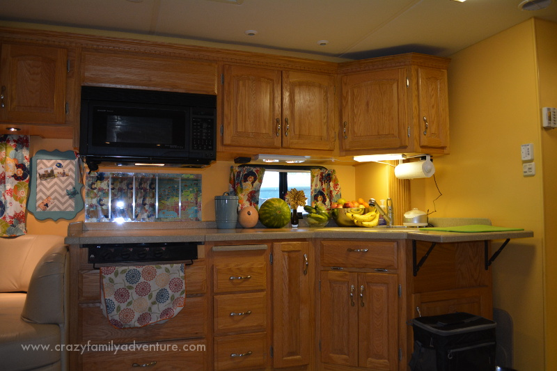 RV Kitchen Accessories For Your Family RV Trip   Crazy Family Adventure