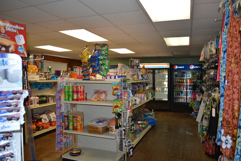 Groceries At Jellystone Camp Store