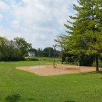 Volleyball Court and Large Field