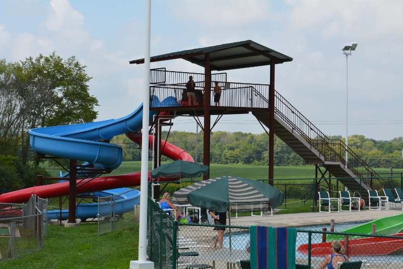 Big Slides - For People Over 42 Inches Tall.