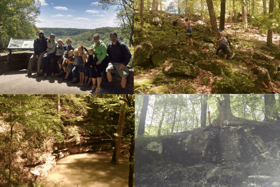 Mammoth Cave Trails