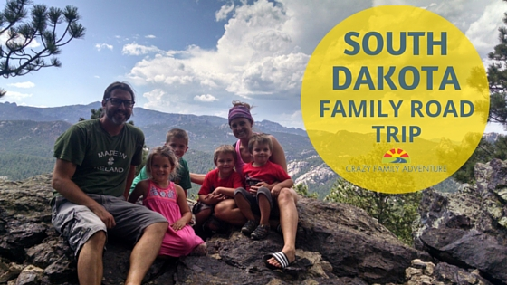 South Dakota Family Road Trip