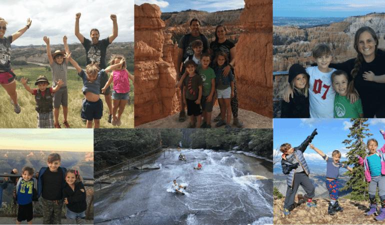 How We Afford Full Time Family Travel