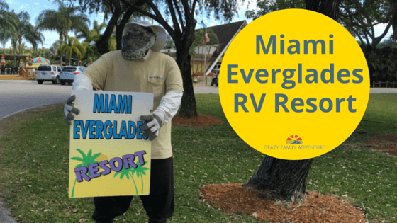 Miami Everglades RV Resort