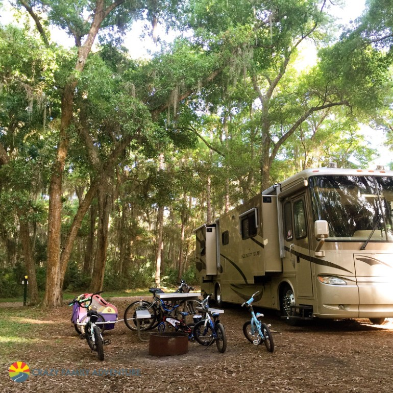 Things to do on Jekyll Island with kids Campground