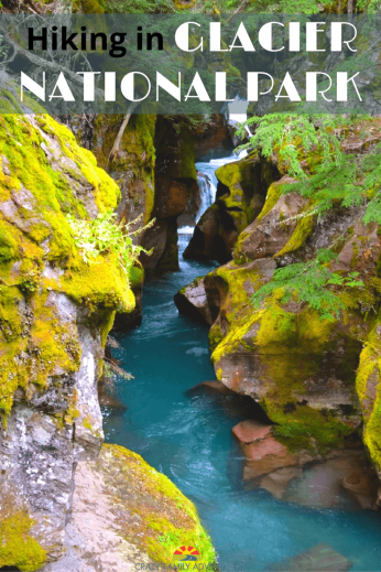 Glacier National Park - 8 hikes you don't want to miss when you are visiting Glacier National Park!