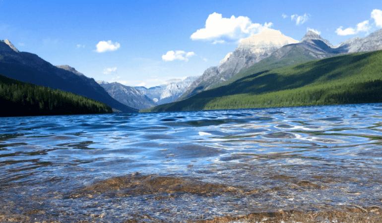 Visit The Magnificent Bowman Lake and Polebridge Mercantile