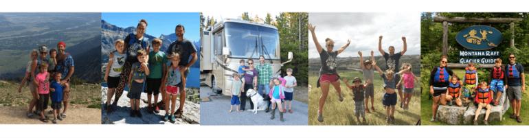 Full time family travel coaching