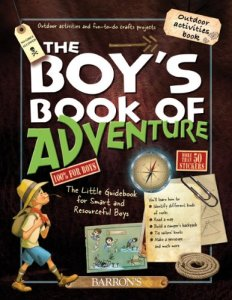 Adventure Book - #10 on the list of Top 10 Gift Ideas For Homeschoolers