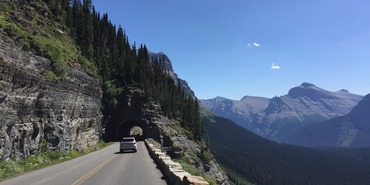 Going To The Sun Road – Glacier National Park