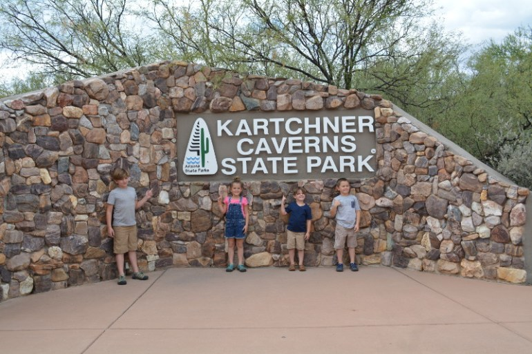 kartchner-caverns is a great thing to do in Tucson with kids