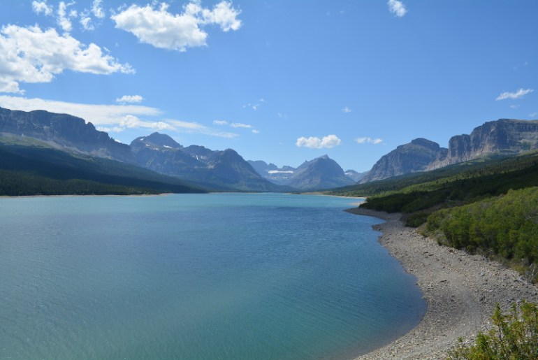Many glacier is a great thing to do in glacier national park wioth kids.