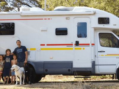 EP 3: How We Downsized From A House To An RV