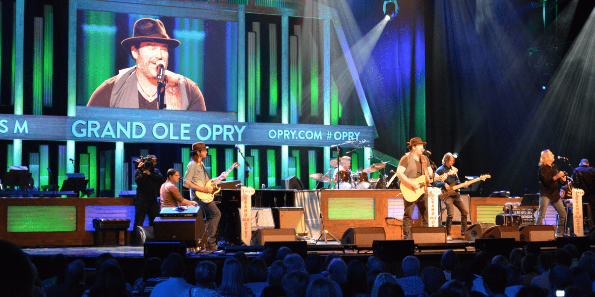 Experience The Unforgettable Grand Ole Opry In Nashville, TN