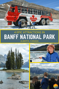 4 Epic Banff Attractions