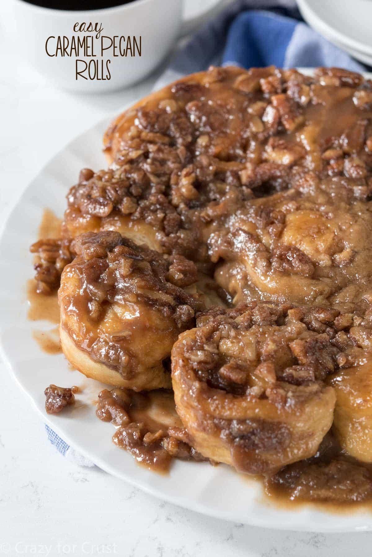 Caramel Apple Recipe Apple Pie
