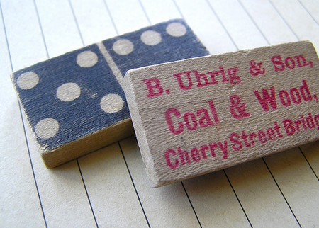 B. Uhrig and Son business card design