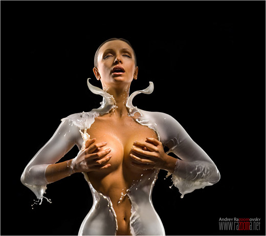 Milk Photography 12 - Andrey Razoomovsky