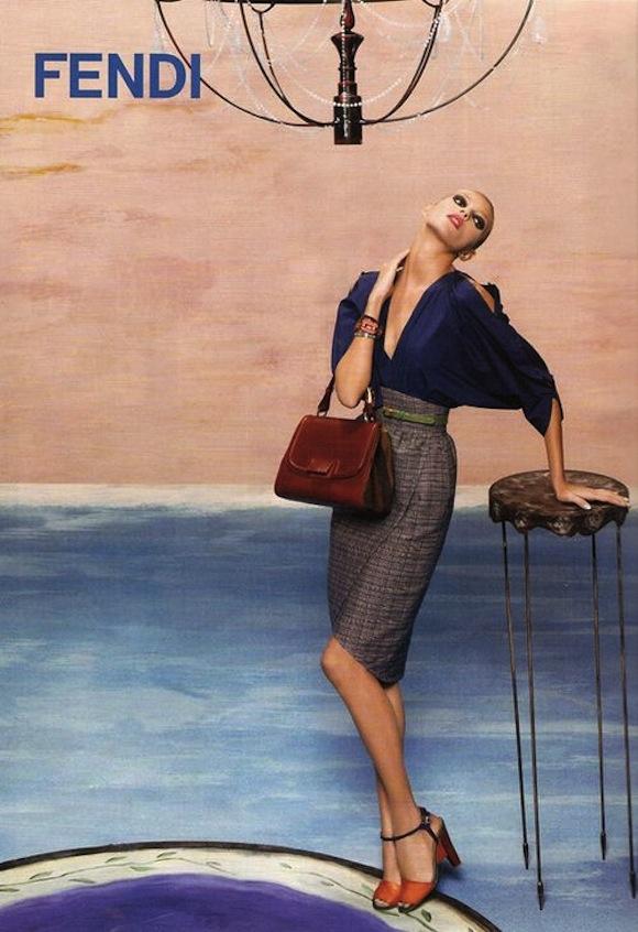 23 Beautiful And Inspirational Fashion Print Ads