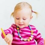 Rainbow Rice Toddler Sensory Activity
