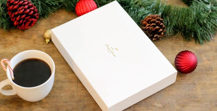 Holiday Greetings with Paperless Post