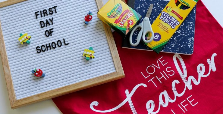 BACK TO SCHOOL SUPPLIES AND TEACHER APPRECIATION GIFTS