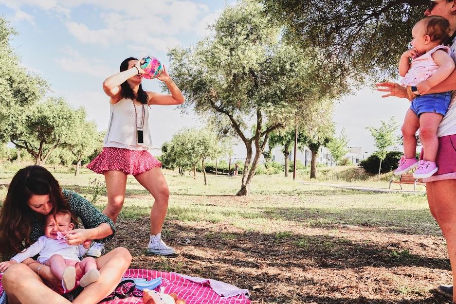 Crazy Love Shots fotógrafo de familia en Valdebebas
