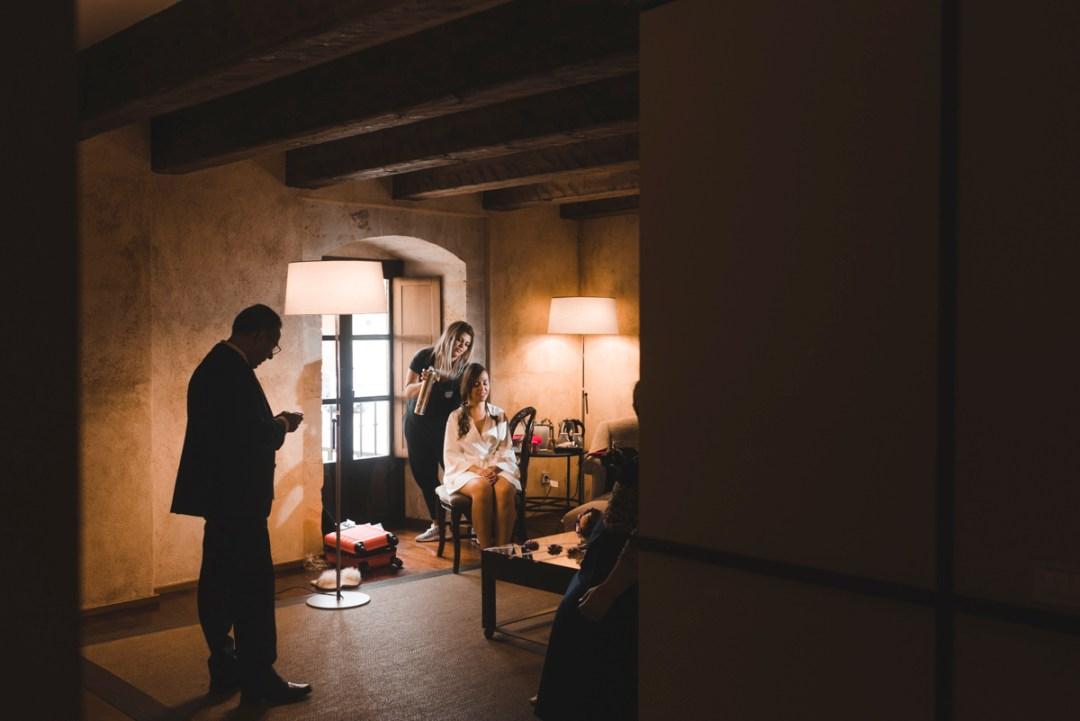 Crazy Love Shots - Boda Palacio de San Esteban
