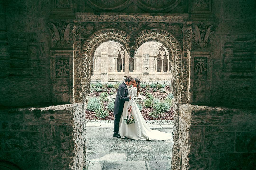 Boda en el Palacio de Montarco – Irene y Julio (adelanto)