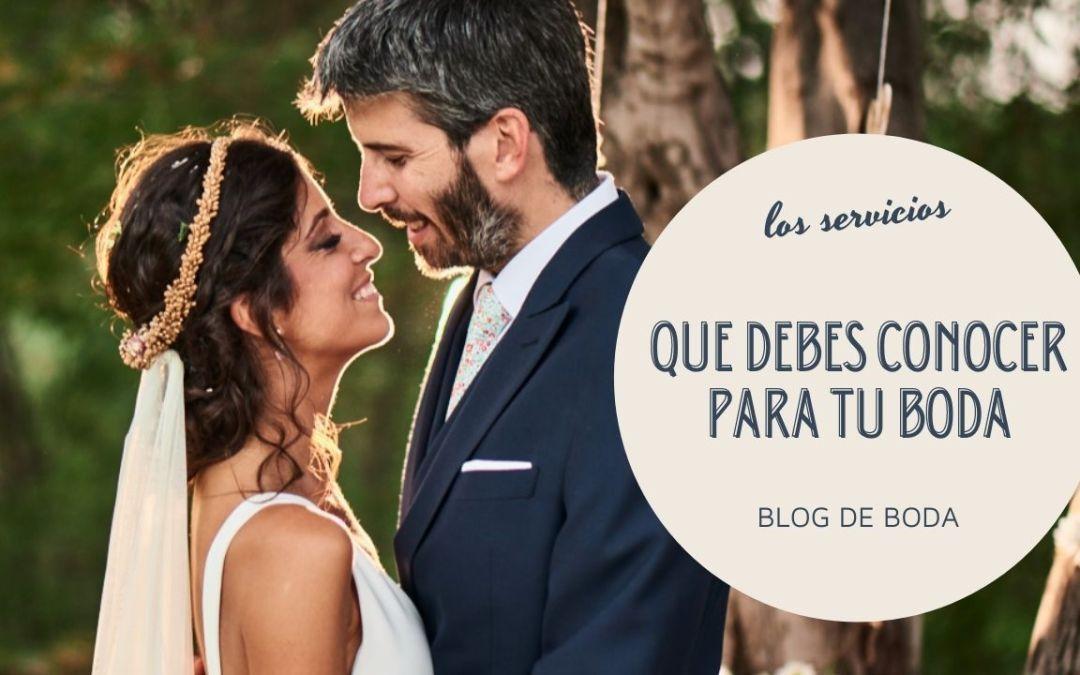 Para contratar al fotógrafo de tu boda necesitas conocer estos servicios