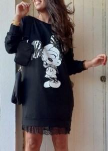 Vestido Disney mujer