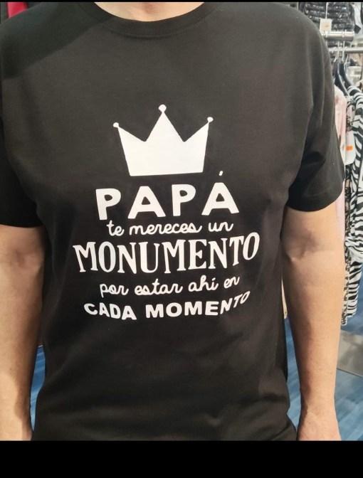 Camiseta-papa