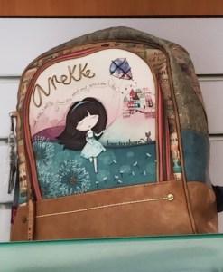 Mochila-Anekke